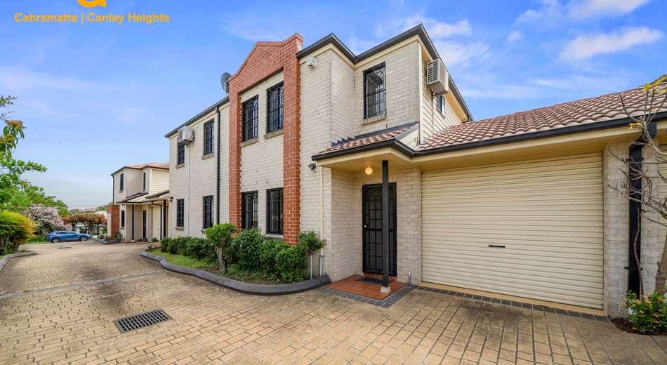 3/18 LEVUKA STREET, Cabramatta NSW 2166