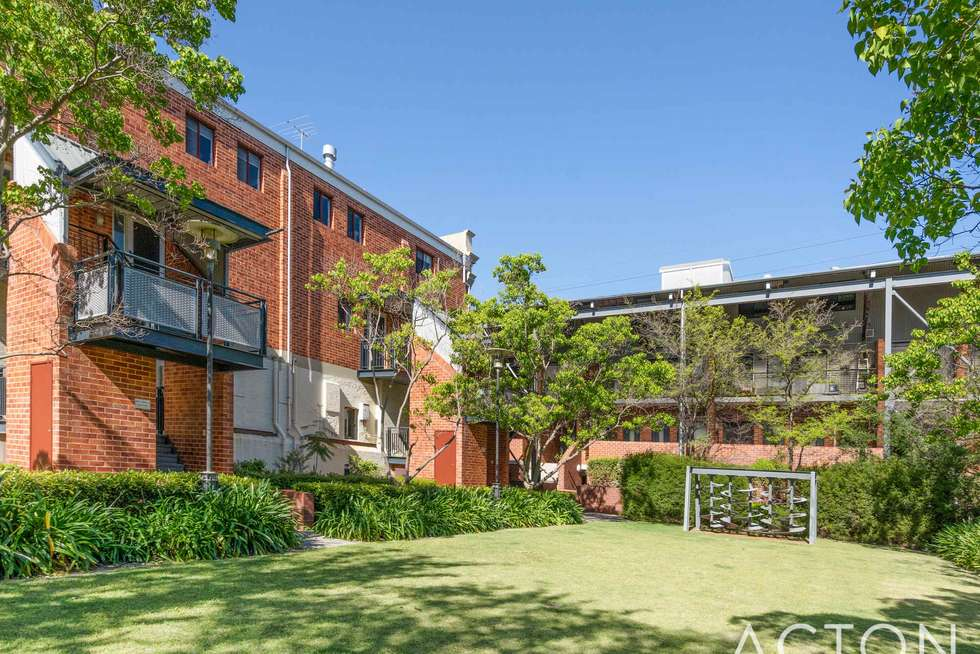 Second view of Homely house listing, 15/65 Palmerston Street, Perth WA 6000