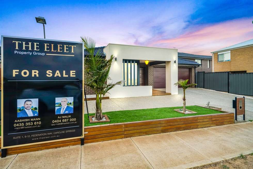 Second view of Homely house listing, 21 Serra way, Fraser Rise VIC 3336