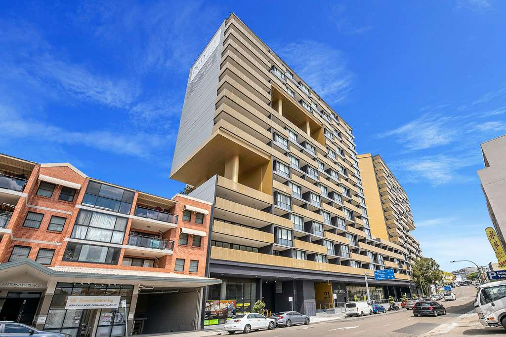 Main view of Homely unit listing, 1210/21 Treacy Street, Hurstville, NSW 2220