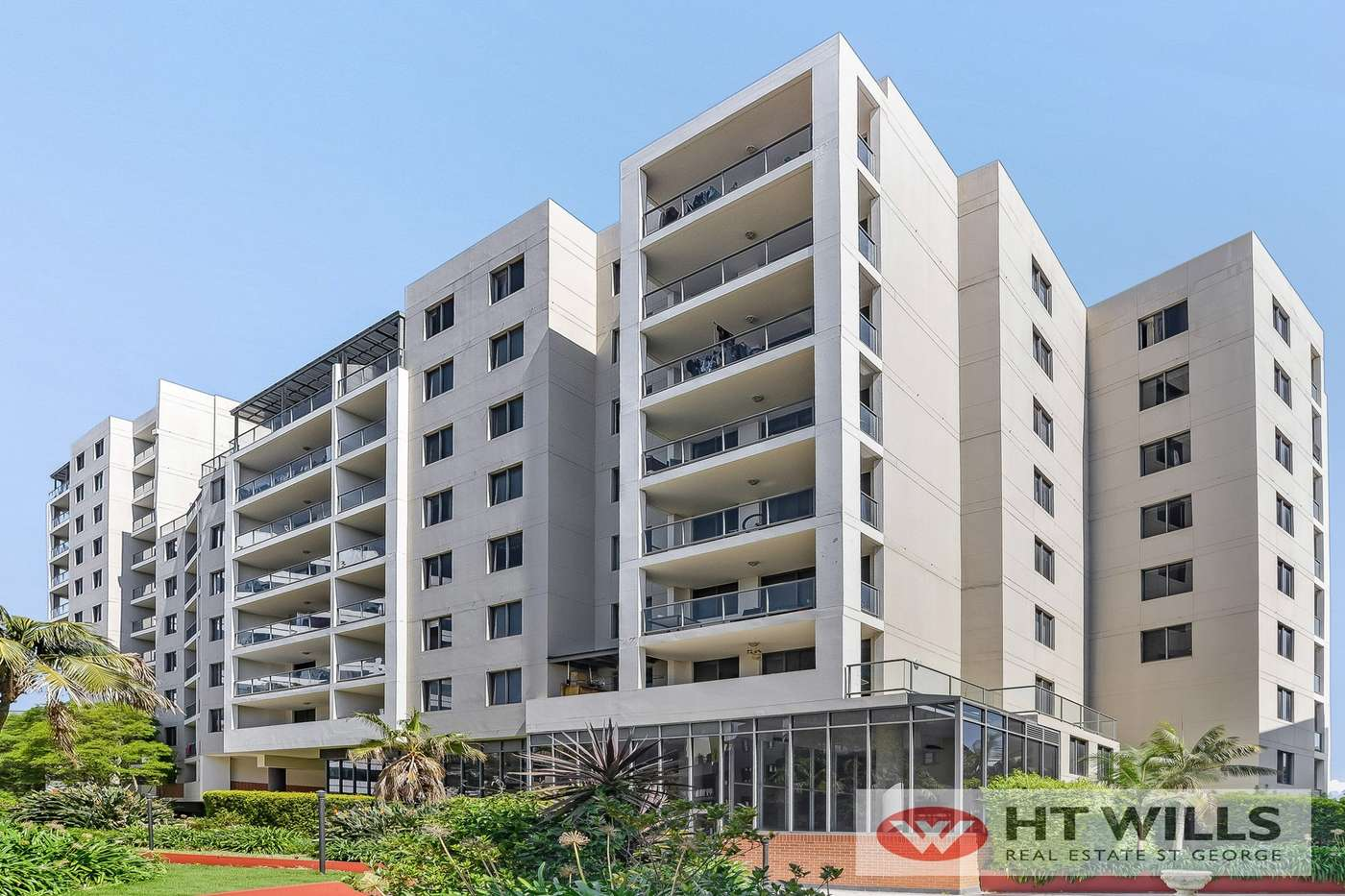 Main view of Homely apartment listing, 121/323 Forest Road, Hurstville, NSW 2220