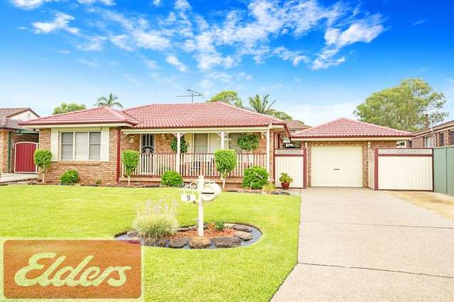 9 Hibiscus Court, St Clair NSW 2759