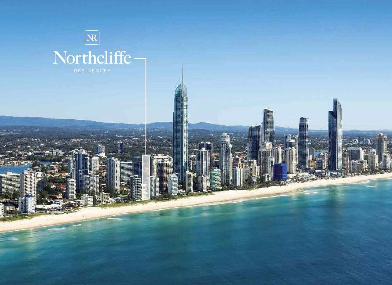 Main view of Homely apartment listing, 1303/3 Northcliffe Terrace, Surfers Paradise, QLD 4217