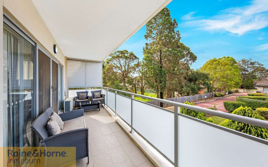 Main view of Homely apartment listing, 55/31-35 CUMBERLAND ROAD, Ingleburn, NSW 2565