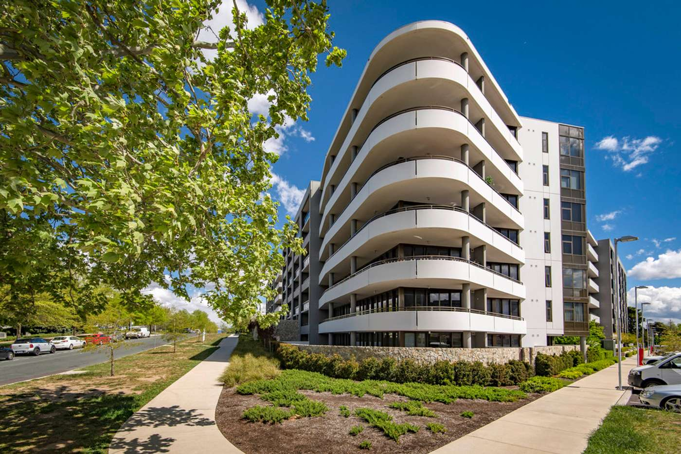 Main view of Homely apartment listing, 62/30 Blackall Street, Barton ACT 2600