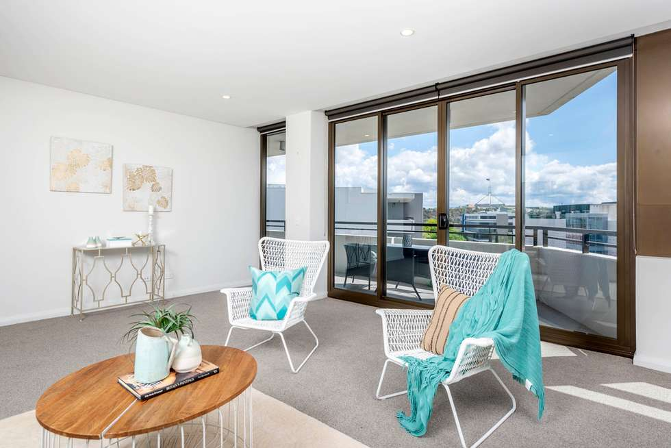 Fifth view of Homely apartment listing, 62/30 Blackall Street, Barton ACT 2600