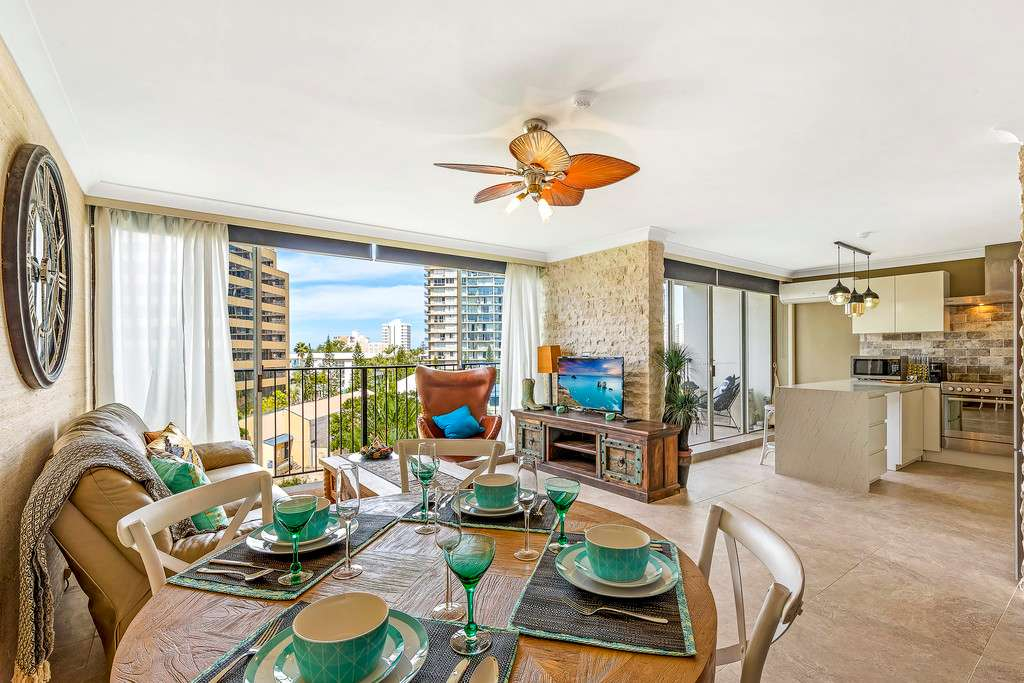 Main view of Homely unit listing, 4B/2 Riverview Parade, Surfers Paradise, QLD 4217