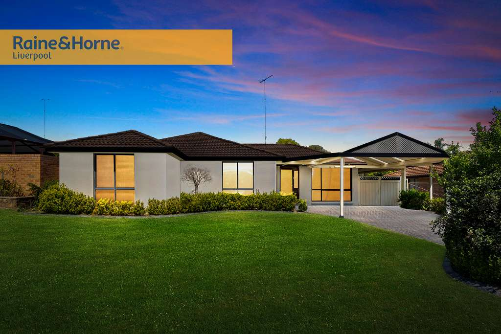 Main view of Homely house listing, 18 Tuna Place, St Clair, NSW 2759