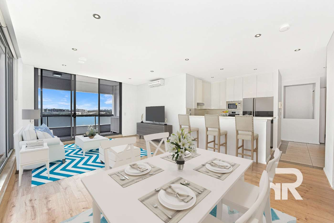 Main view of Homely apartment listing, 661/8A Mary St, Rhodes, NSW 2138