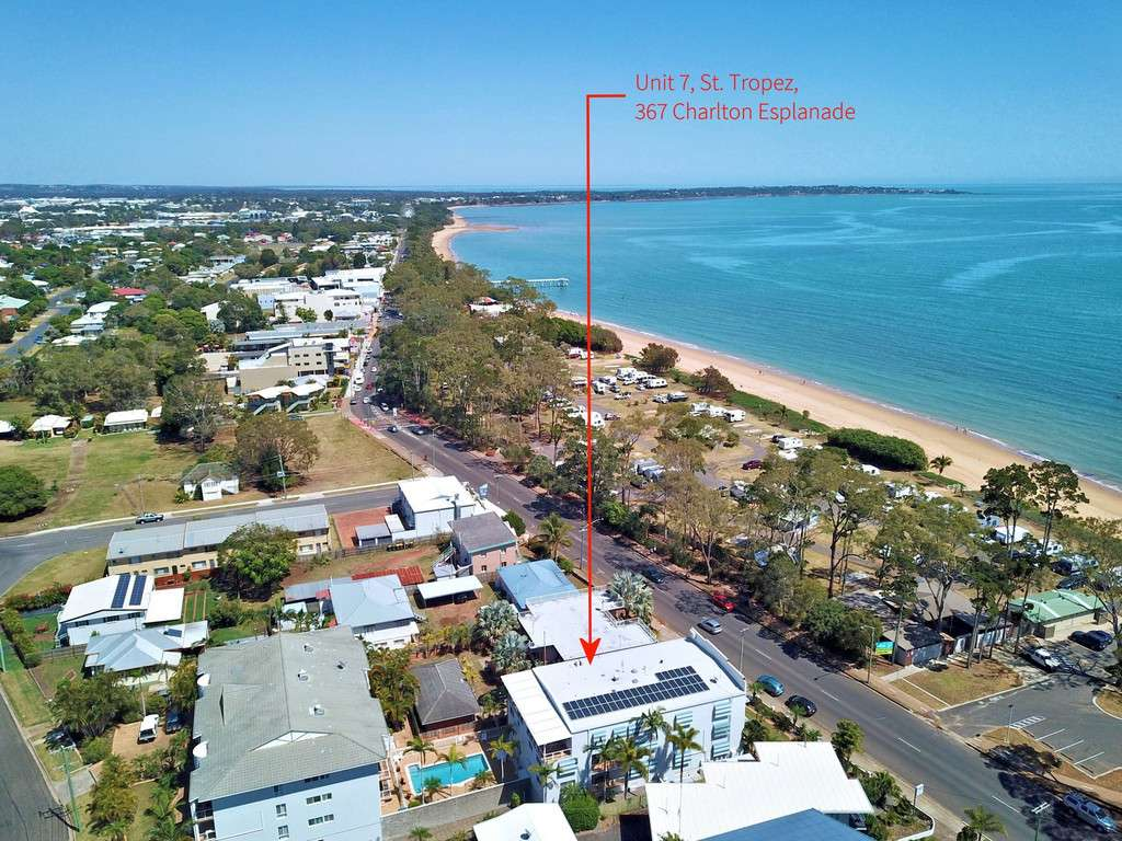 Main view of Homely unit listing, 7/367 Esplanade, Scarness, QLD 4655