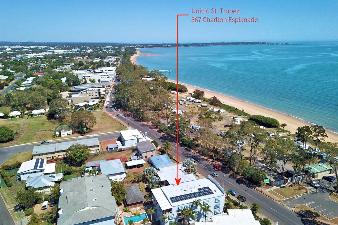 Main view of Homely unit listing, 7/367 Esplanade, Scarness QLD 4655