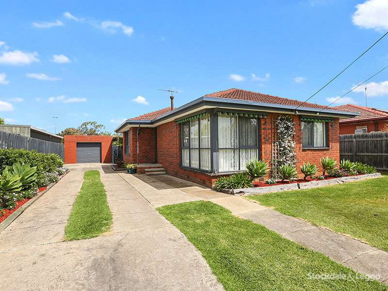 Main view of Homely house listing, 15 Atami Crescent, Corio, VIC 3214