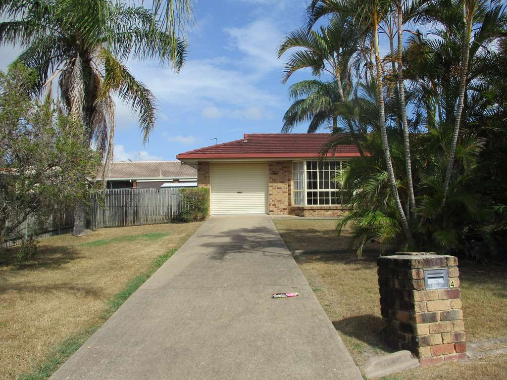 Main view of Homely house listing, 4 Toohey Court, Torquay, QLD 4655