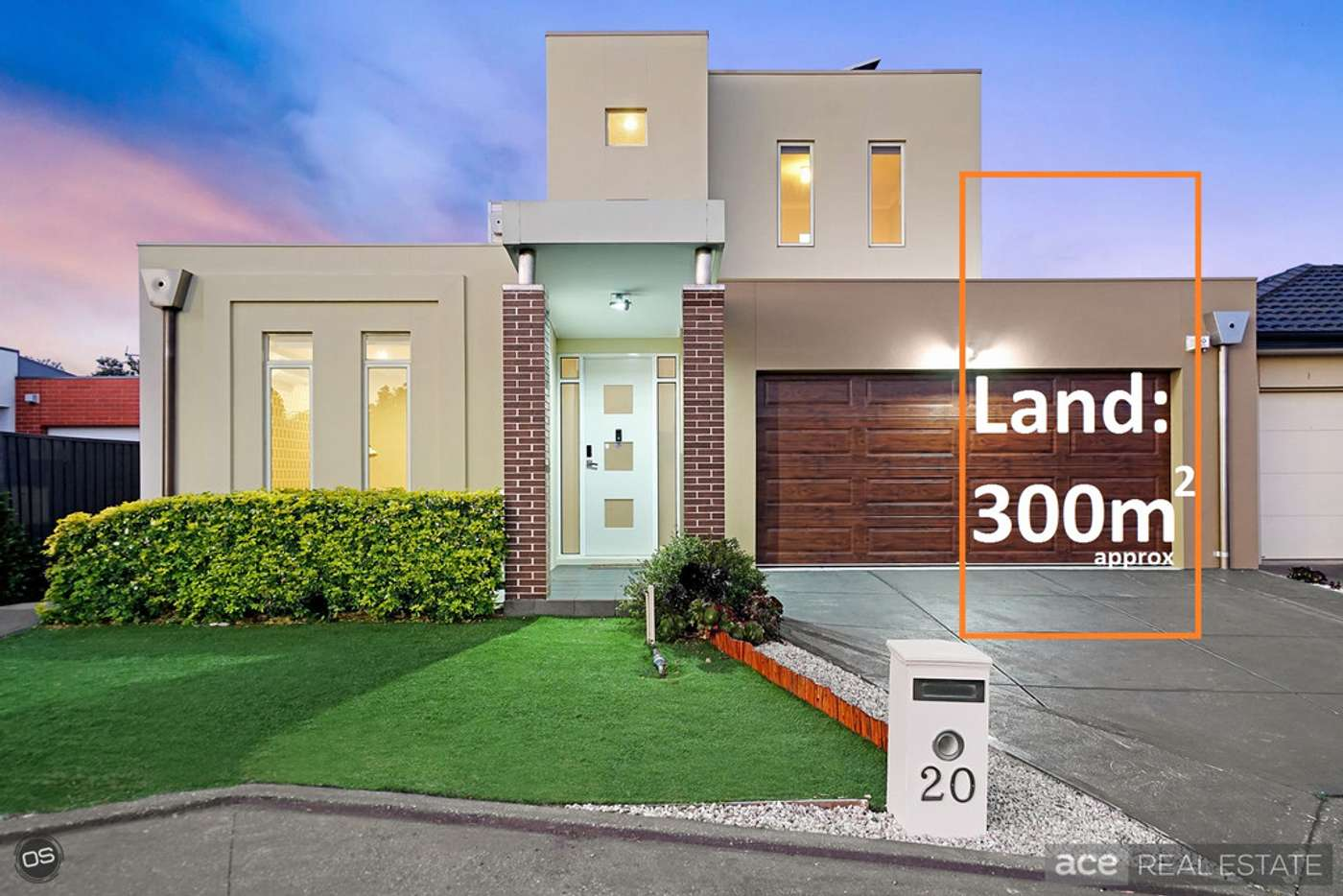 Main view of Homely house listing, 20 Architecture Way, Point Cook VIC 3030