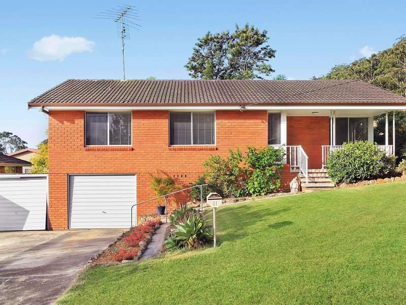 Main view of Homely house listing, 11 Apanie Avenue, Narara, NSW 2250