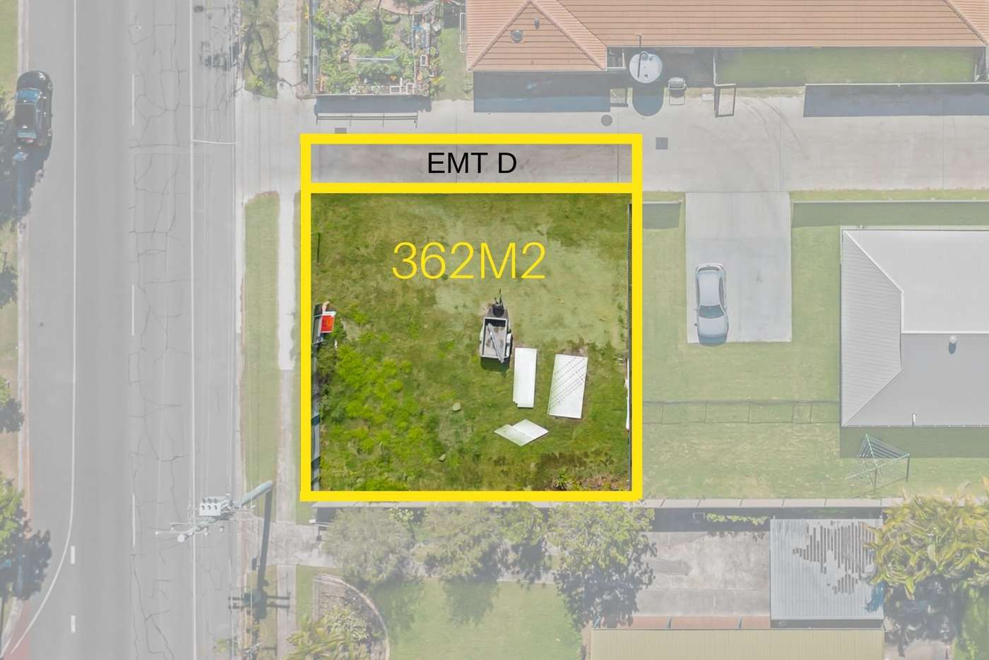 Main view of Homely residentialLand listing, 83A First Avenue, Marsden QLD 4132