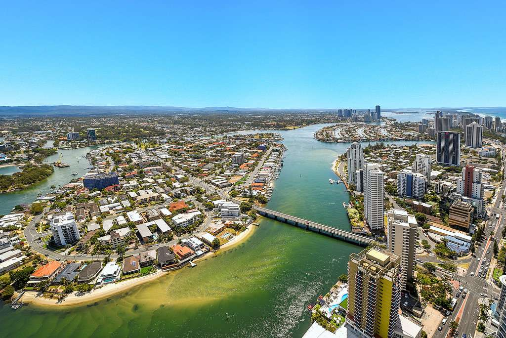 Main view of Homely apartment listing, 2534 'Mantra Circle on Cavill' 9 Ferny Ave, Surfers Paradise, QLD 4217