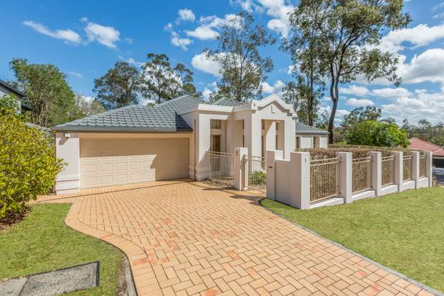 1 Vaucluse Street, Forest Lake QLD 4078