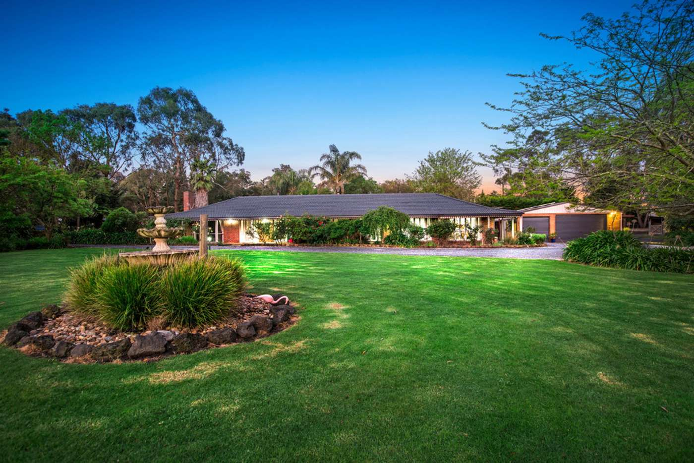Main view of Homely acreageSemiRural listing, 10 Sunnybank Road, Langwarrin VIC 3910