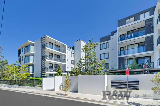 306/549-557 LIVERPOOL ROAD, Strathfield NSW 2135