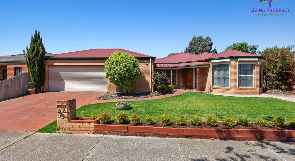 22 Wiillowgreen Way, Point Cook VIC 3030