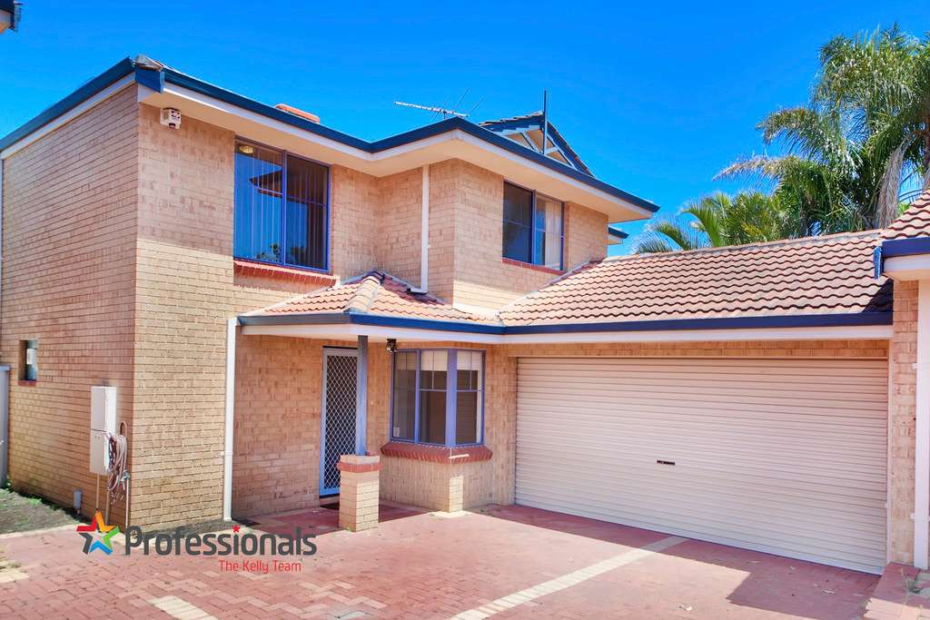 Main view of Homely townhouse listing, 4/38 Tuart Street, Yokine, WA 6060