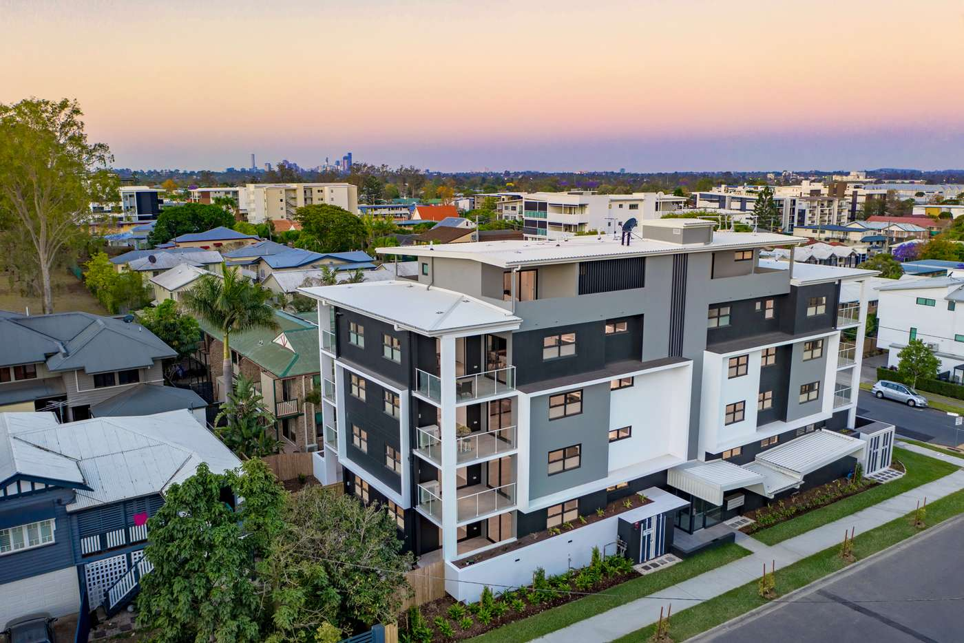 Main view of Homely apartment listing, 4/73 Primrose Street, Sherwood QLD 4075