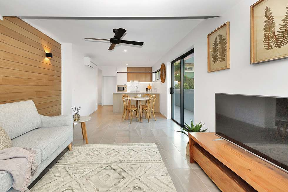 Third view of Homely apartment listing, 4/73 Primrose Street, Sherwood QLD 4075