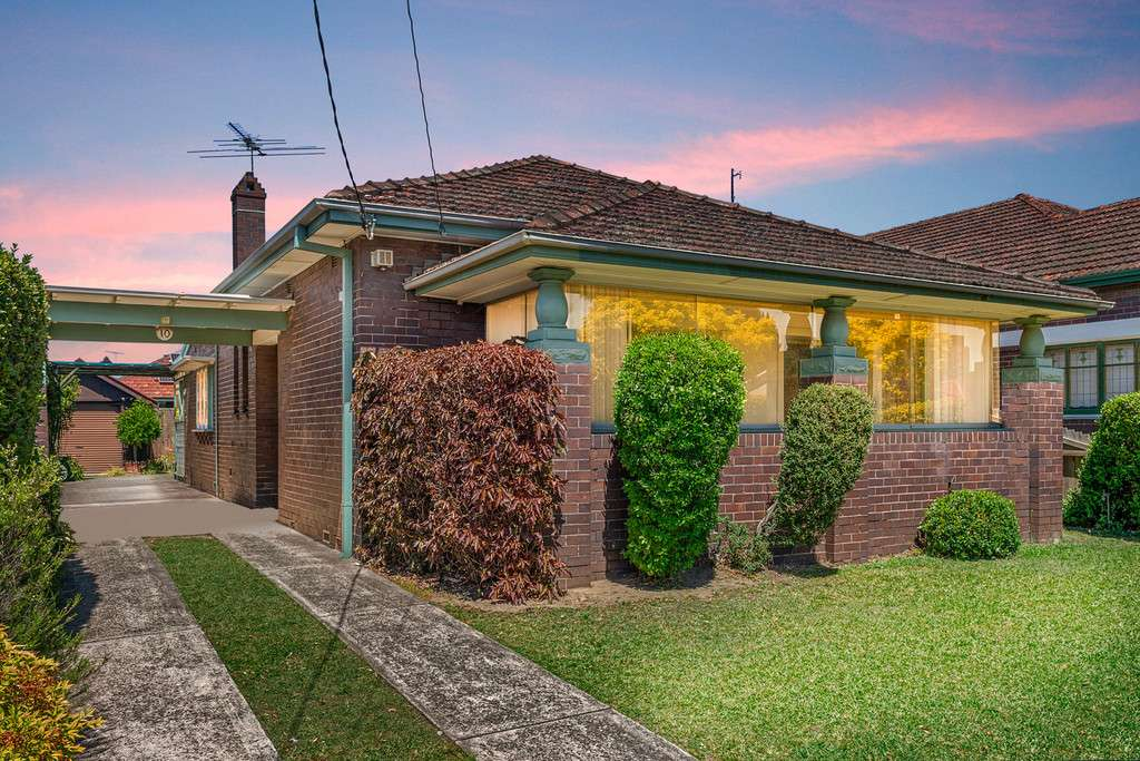 Main view of Homely house listing, 10 Church Street, Burwood, NSW 2134