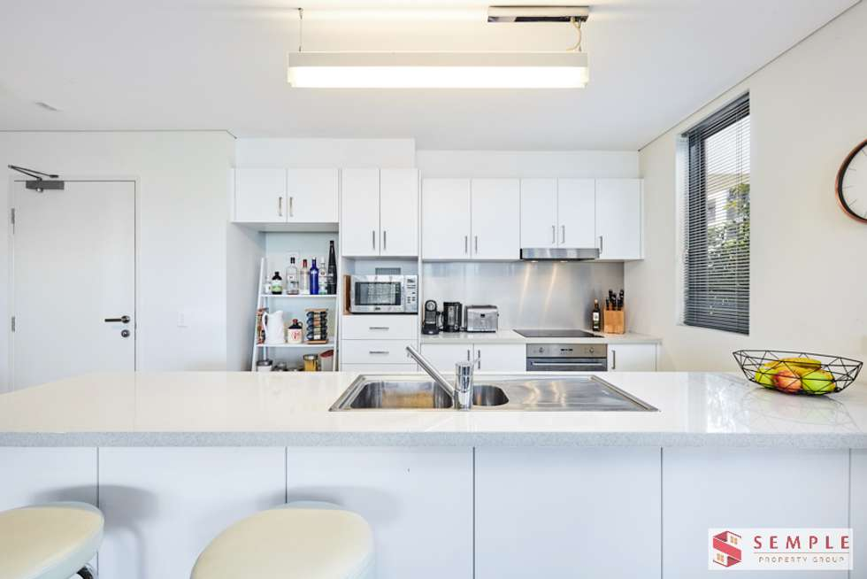 Third view of Homely apartment listing, 50/16 Midgegooroo Avenue, Cockburn Central WA 6164