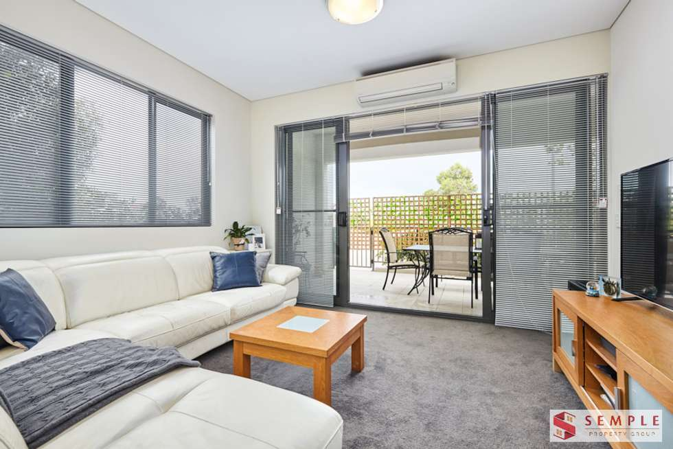 Fourth view of Homely apartment listing, 50/16 Midgegooroo Avenue, Cockburn Central WA 6164