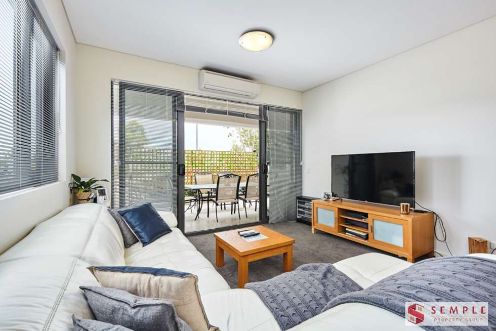 Fifth view of Homely apartment listing, 50/16 Midgegooroo Avenue, Cockburn Central WA 6164