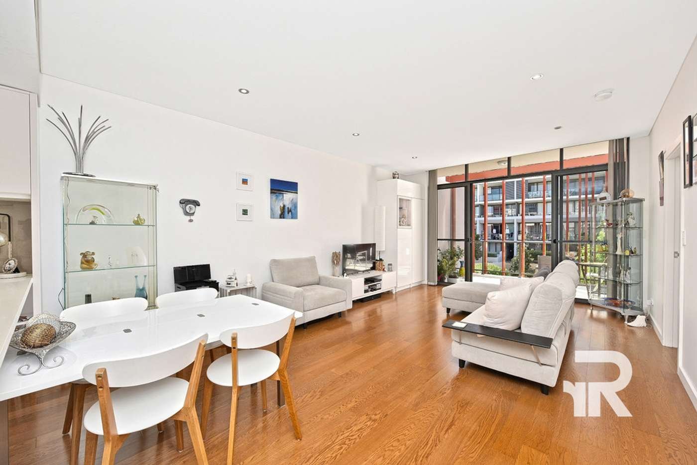 Main view of Homely apartment listing, 410/5 Nina Gray Ave, Rhodes NSW 2138