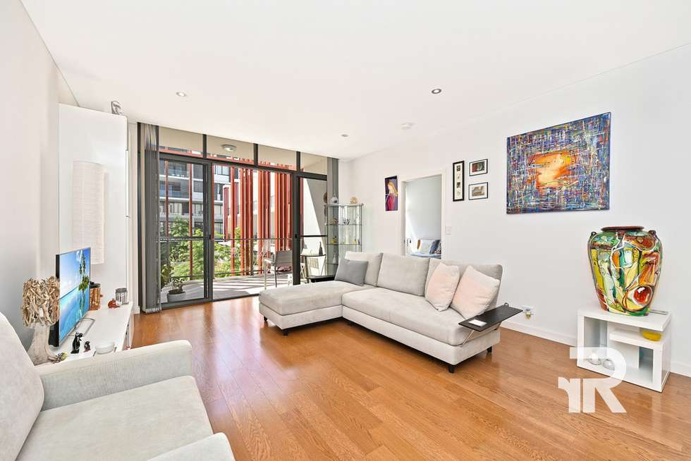 Second view of Homely apartment listing, 410/5 Nina Gray Ave, Rhodes NSW 2138