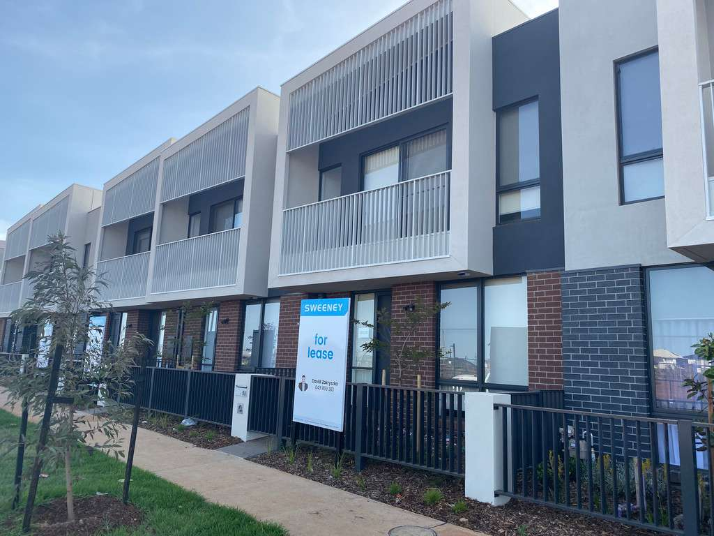 Main view of Homely townhouse listing, 56 Signal Circuit, Aintree, VIC 3336