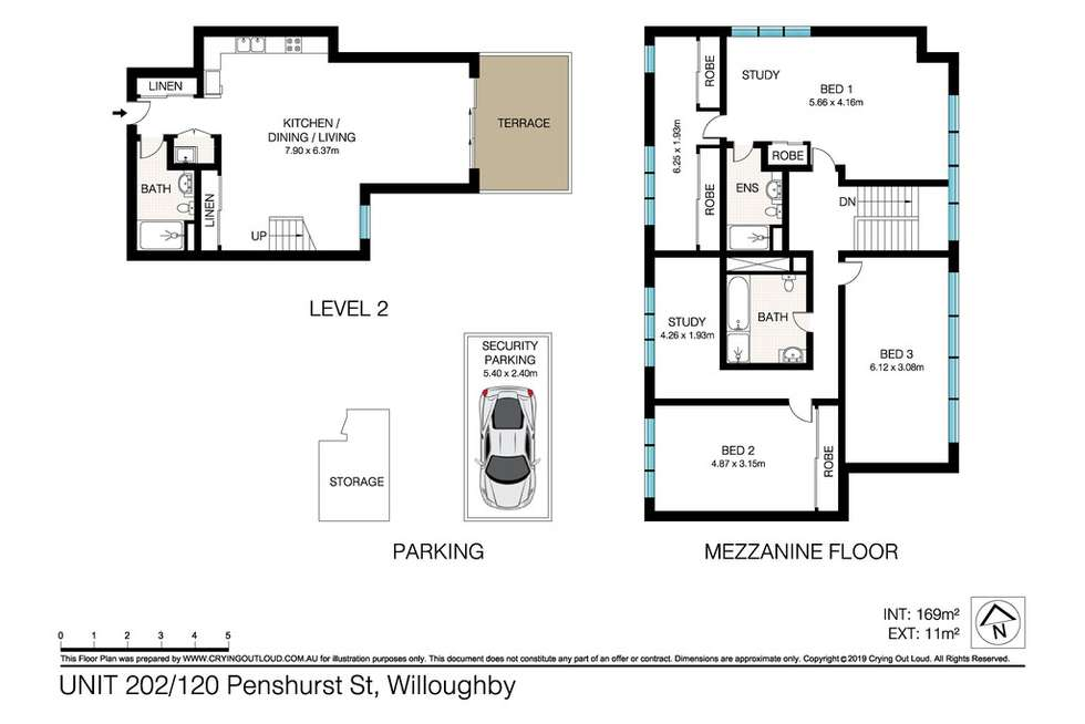 Second view of Homely apartment listing, 202/120-126 Penshurst Street, Willoughby NSW 2068