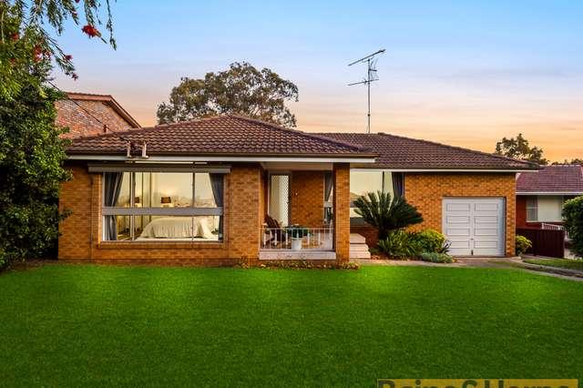 5 Naomi Street North, Baulkham Hills NSW 2153