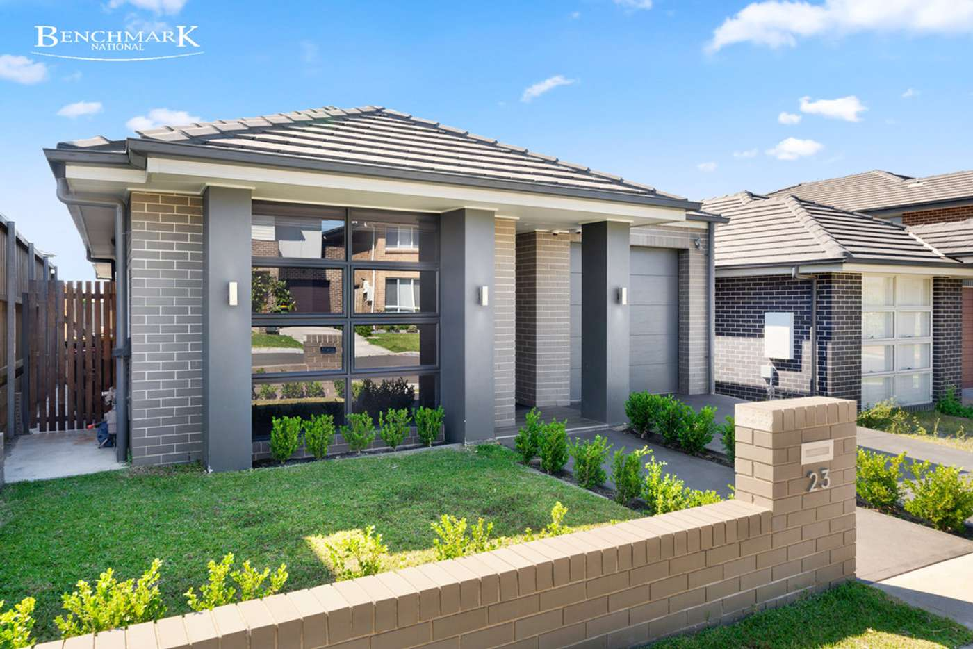 Main view of Homely house listing, 23 Palmer Terrace, Moorebank NSW 2170