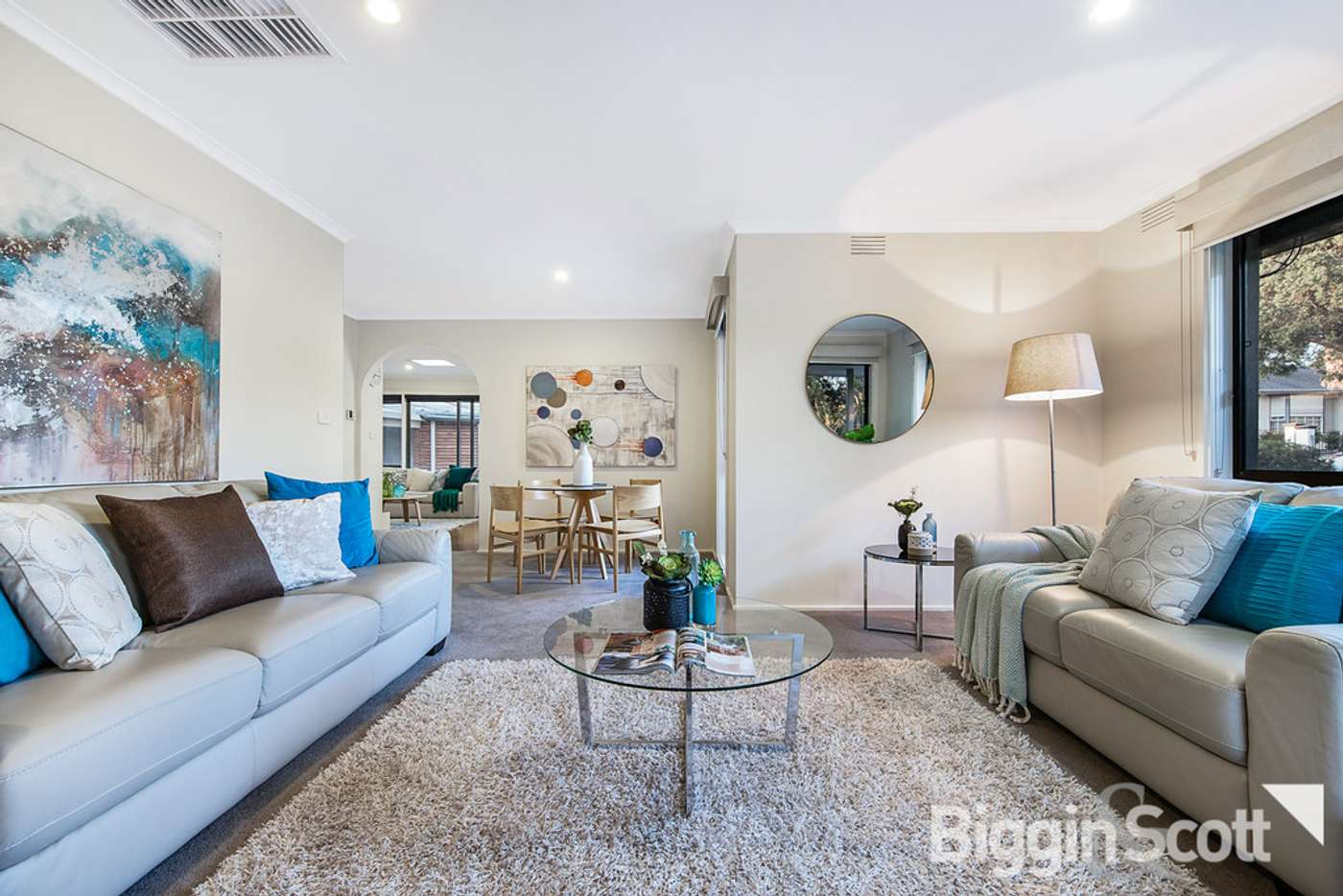 Main view of Homely house listing, 90 Tiverton Drive, Mulgrave VIC 3170