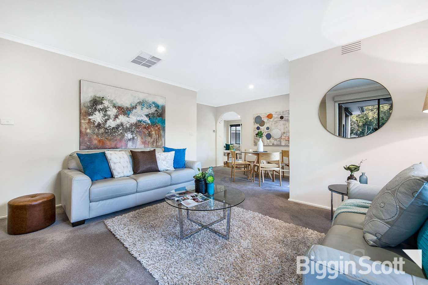 Fifth view of Homely house listing, 90 Tiverton Drive, Mulgrave VIC 3170