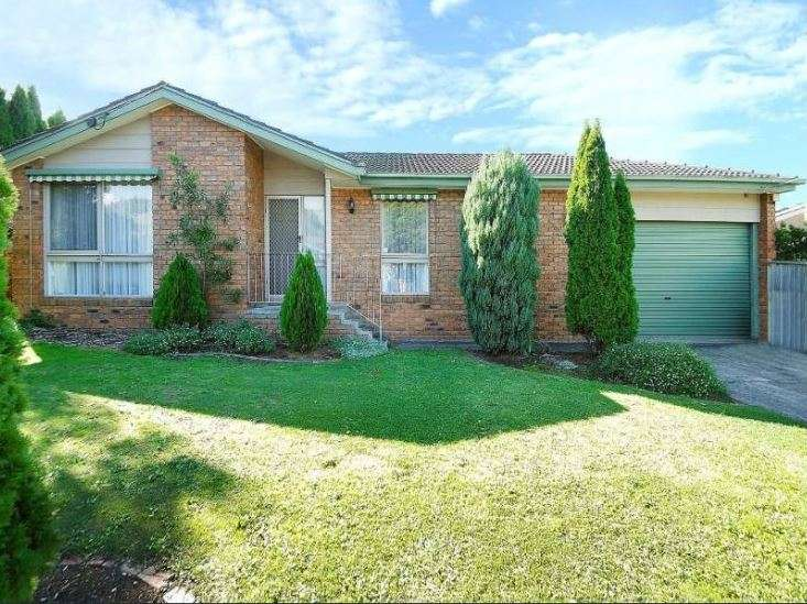 Main view of Homely house listing, 40 Capital Avenue, Glen Waverley, VIC 3150