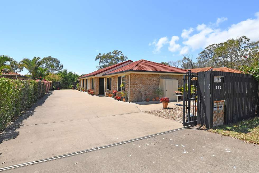 Second view of Homely semiDetached listing, Unit 1, 112 BIDEFORD STREET, Torquay QLD 4655