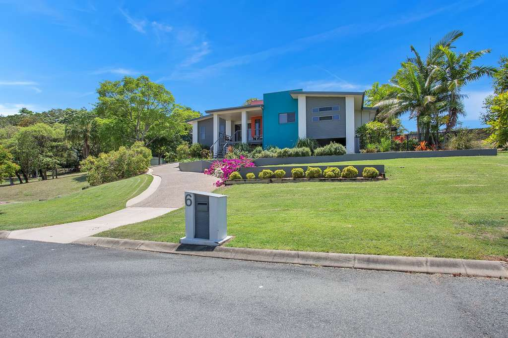Main view of Homely house listing, 6 Pepsy Court, Glenella, QLD 4740