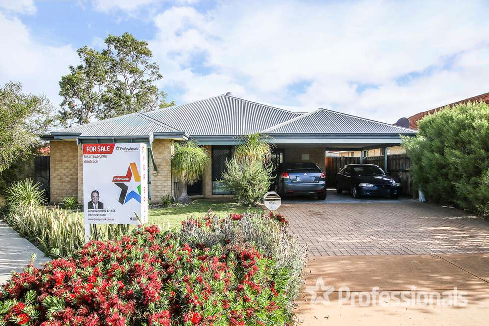 Second view of Homely house listing, 15 Larrawa Circle, Ellenbrook WA 6069