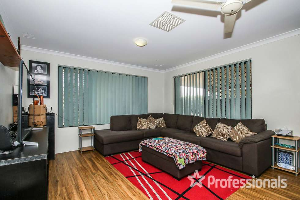 Fourth view of Homely house listing, 15 Larrawa Circle, Ellenbrook WA 6069