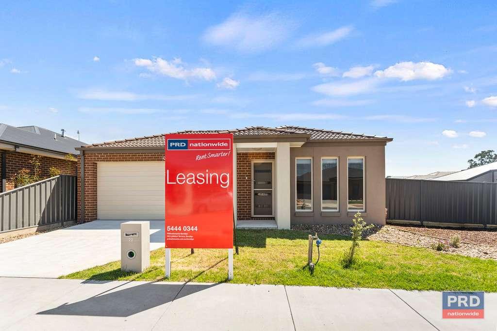 Main view of Homely house listing, 22 Brudian Drive, Strathfieldsaye, VIC 3551