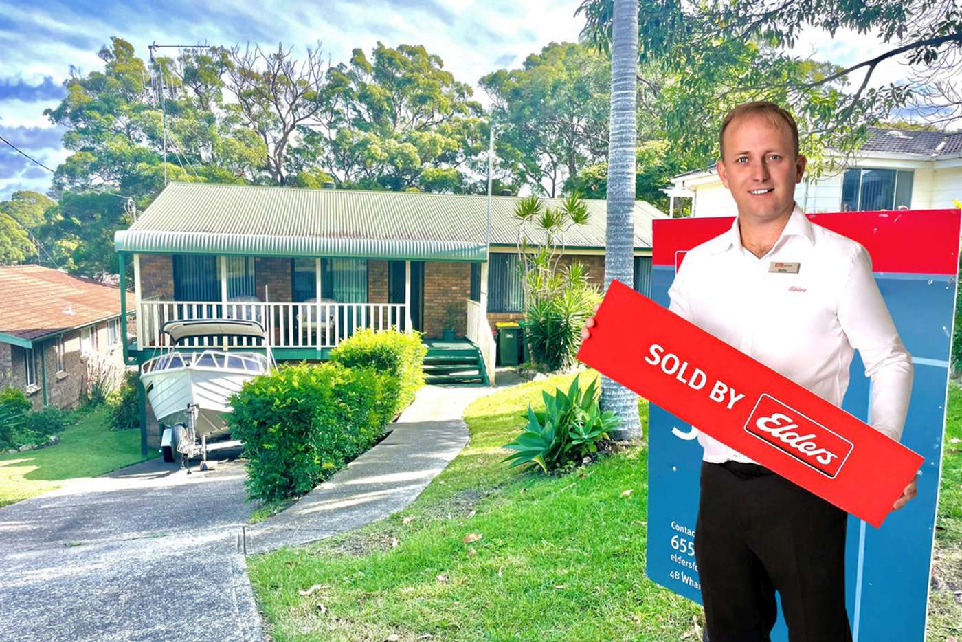 Main view of Homely house listing, 47 Boundary Street, Forster NSW 2428