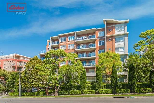 10/14-18 College Cres, Hornsby NSW 2077