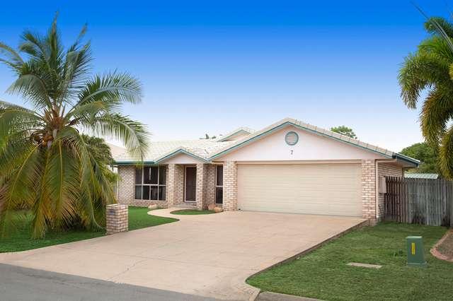 7 BOOMARRA COURT, Annandale QLD 4814