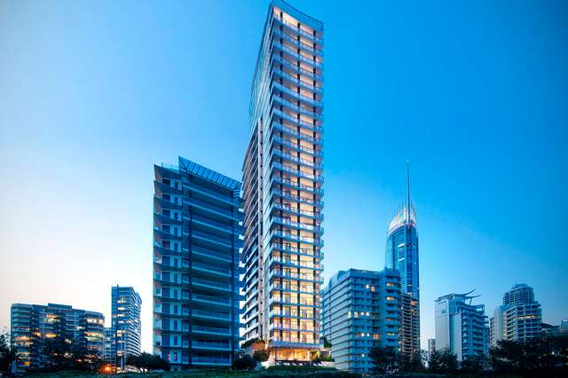 2401/3 Northcliffe Terrace, Surfers Paradise QLD 4217